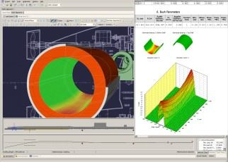 Shaft Alignment Calculation and Analysis